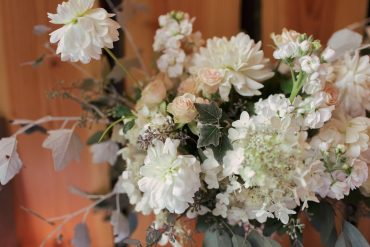 locally grown wedding flowers