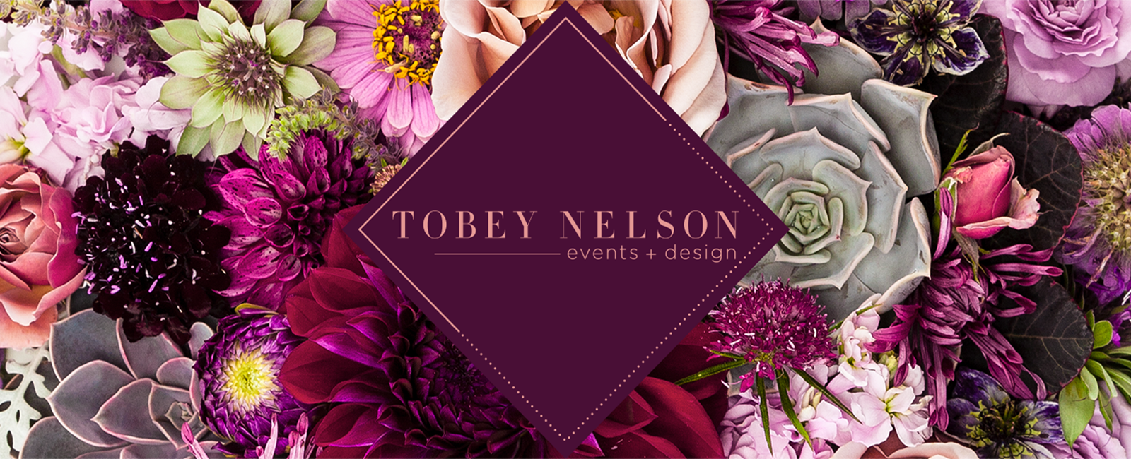 lush and beautiful floral arrangements by tobey nelson events & design for whidbey island weddings