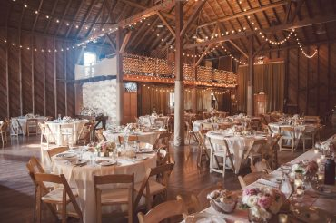 whidbey island wedding reception decor
