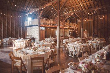 whidbey island wedding reception decor