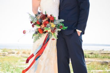 boho bridal bouquet by Tobey Nelson Events and Designs