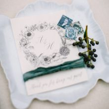 Grey & Cake is a paper goods contributor to Whidbey Island Flower Workshop