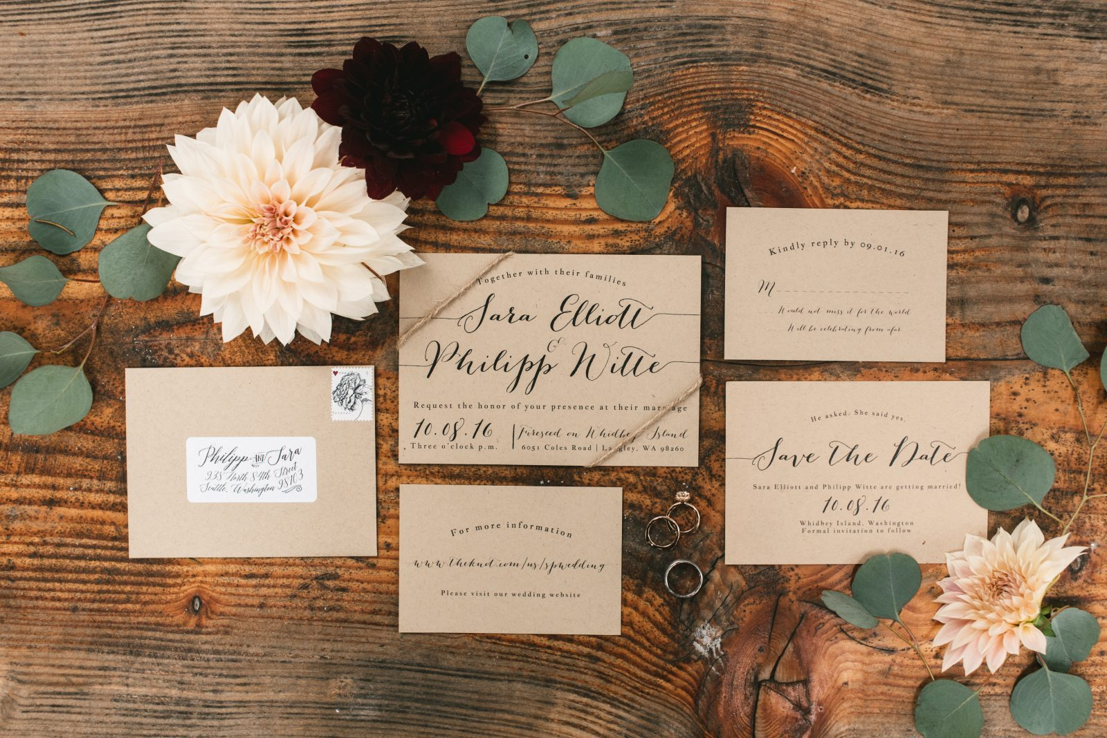 How to save money on your wedding invitations and stationary: https://tinyurl.com/htyb669