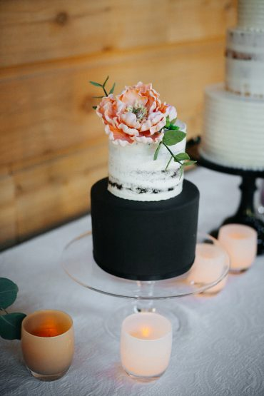 Groom's vegan cake by Honeycrumb Cake Studio