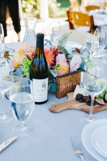 Whidbey Island Slow Wedding at Dancing Fish Vineyards | wedding planning by Tobey Nelson