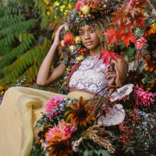 Floral Art & Flower Wearables