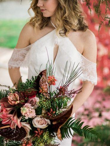 Bridal inspiration by Tobey Nelson Events for Weddings in Woodinville tour