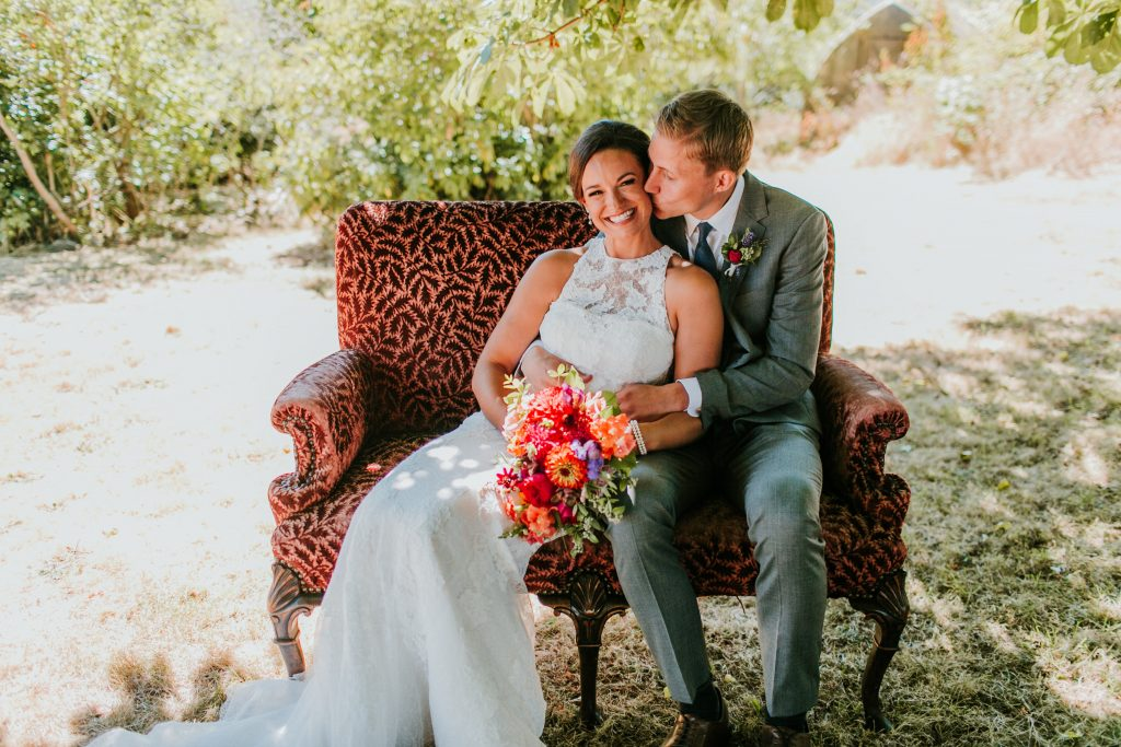 Whidbey Island Wedding Flowers | Tobey Nelson Events | Big Day Photography