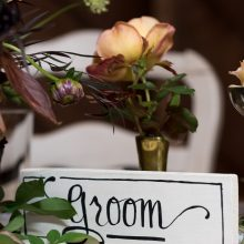 Whidbey Island Wedding Flowers by Tobey Nelson Events | Image by Nataworry Photography
