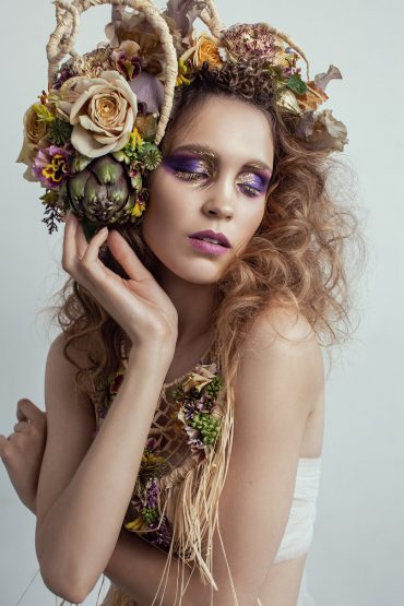 Botanical Couture floral art