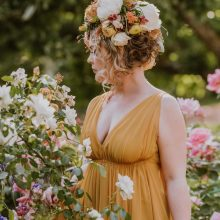 Botanical Couture | Floral Couture by Tobey Nelson Events | image by Suzanne Rothmeyer Photography