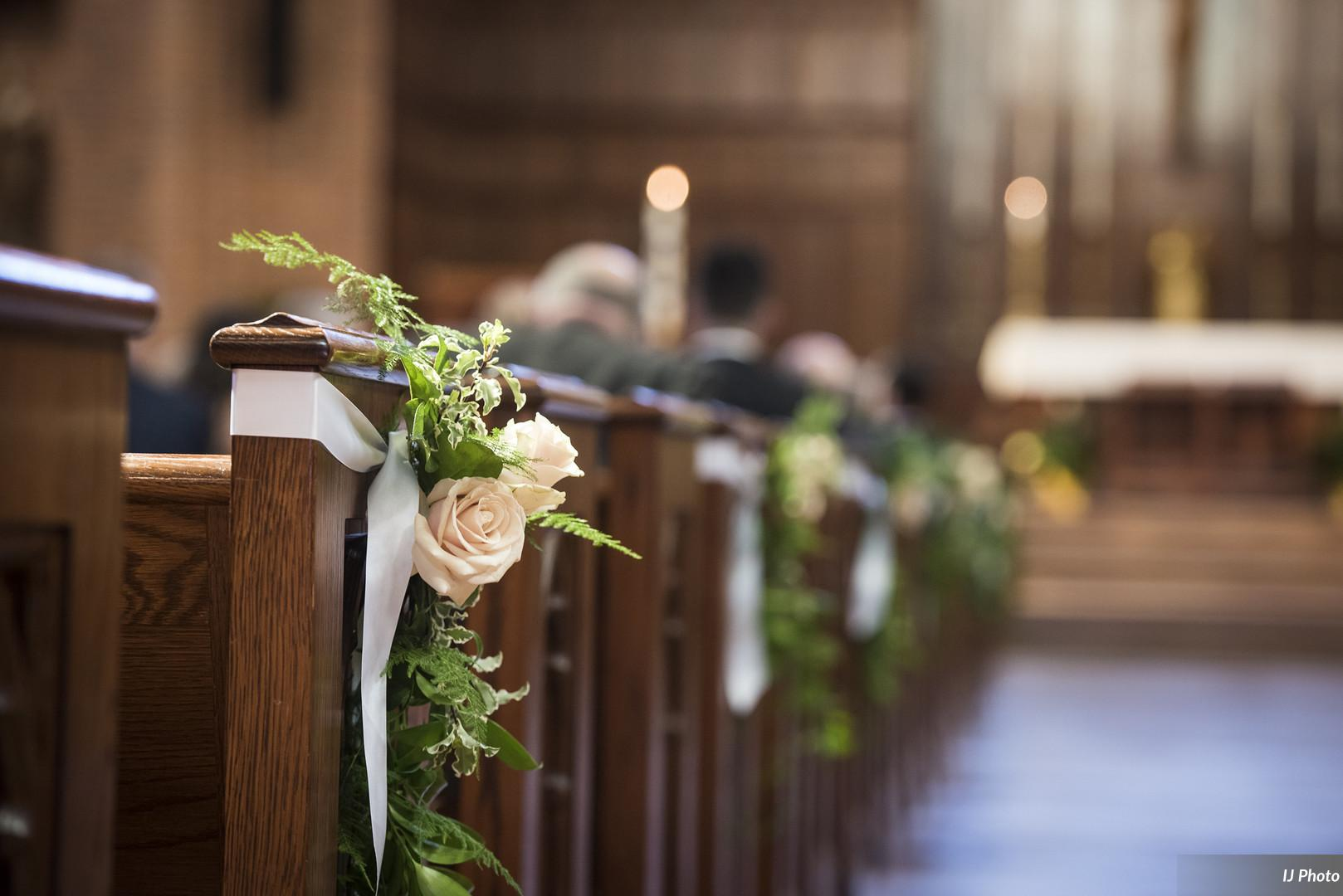 Seattle Church Wedding Flowers By Tobey Nelson Events Image Ij Photo 38