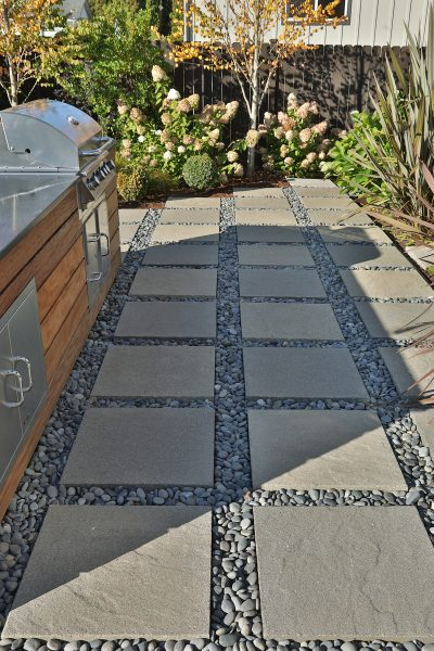 Garden path after design | Tobey Nelson Events + Design