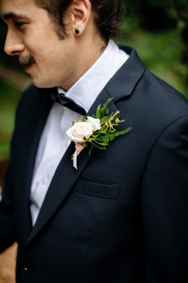 Boutonniere | Tobey Nelson Events | J Tobiason Photography