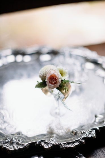 Fresh Flower Bracelet Corsage | Tobey Nelson Events | J Tobiason Photography
