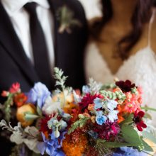 Whidbey Island wedding flowers by Tobey Nelson Events