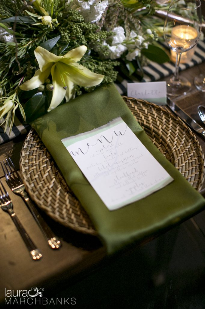 Tablescaping tips by Tobey Nelson Events | image by Laura Marchbanks photography