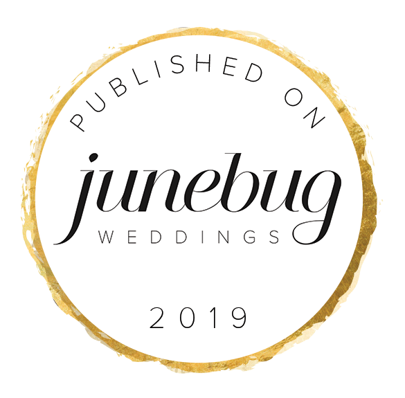 Tobey Nelson Events was featured on Junebug weddings