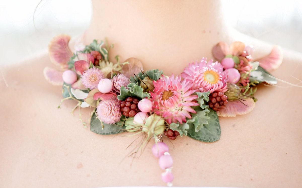 Wearable Flowers Workshop