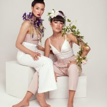 Wearable Flowers by Tobey Nelson