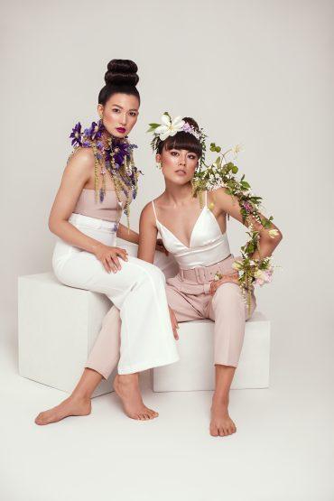 Wearable Flowers by Tobey Nelson